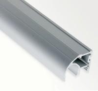 profil AL50 stříbrná