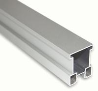 profil AL57 stříbrná