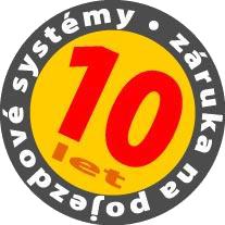 Záruka 10 let